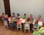 raňajky v detskom centre