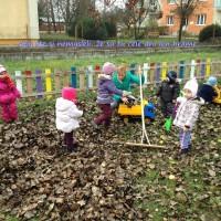 jesenné upratovanie najlepšie pre dieťa