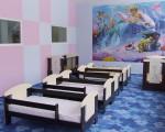 postele v detskom centre