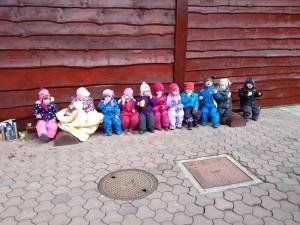 sánkovačka celodenná opatera detí