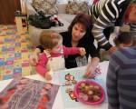 večierok v detskom centre