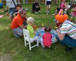 klauniáda v detskej škôlke