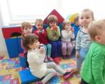 večierok v detskom cenre