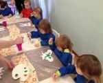 Fašiangový karneval opatrovanie detí