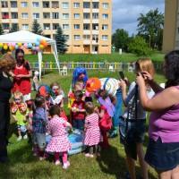 klauniáda cukríkovo detské centrum